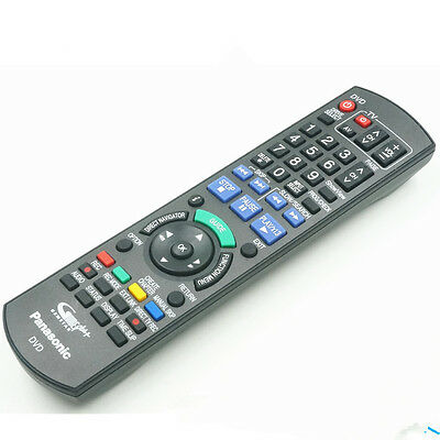 Original Panasonic Remote Replace N2Qayb000757 Dmrpwt520 Dmrpwt520Gl Genuine New