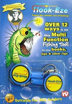 Hook-Eze Hook Eze Hookeze the original multi function tool for ALL anglers - 2PK