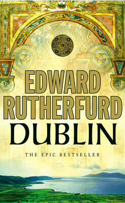 Dublin - foundation by Edward Rutherfurd (Paperback)