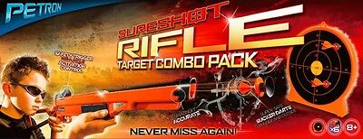 Sureshot - Rifle And Target Combo Pack