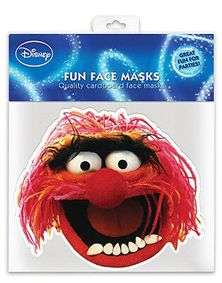 Muppets Party-Maske Animal Das Tier
