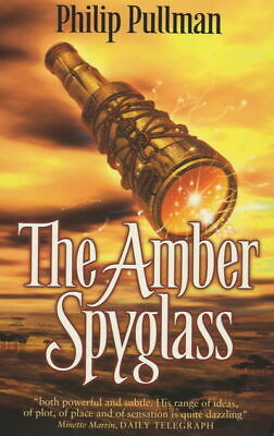Point.: The amber spyglass by Philip Pullman (Paperback)