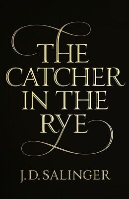 The catcher in the rye by J. Salinger (Paperback)