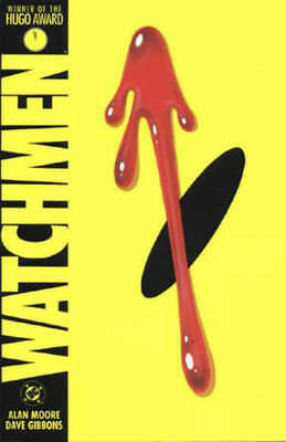 Watchmen by Alan Moore (Paperback)