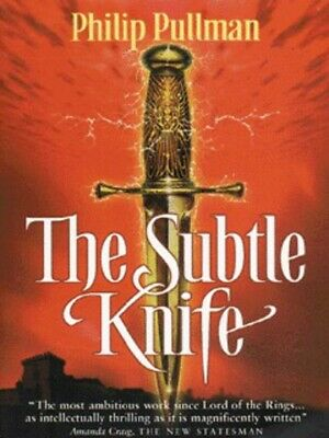 Point.: The subtle knife by Philip Pullman (Paperback)
