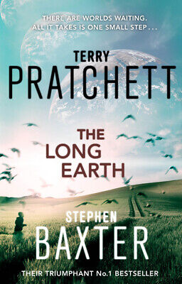 The Long Earth by Terry Pratchett (Paperback)