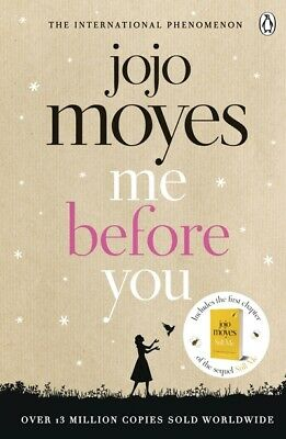Me before you by Jojo Moyes (Paperback)