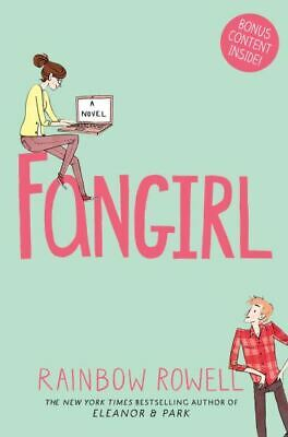 Fangirl by Rainbow Rowell (Paperback)