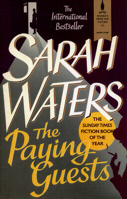 The paying guests by Sarah Waters (Paperback)