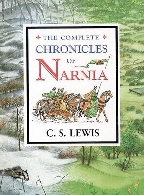 The chronicles of Narnia: The complete chronicles of Narnia by C. S Lewis