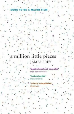 A million little pieces by James Frey (Paperback)