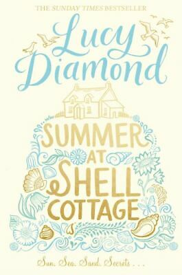 Summer at Shell Cottage by Lucy Diamond (Paperback)
