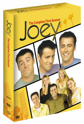 Joey: Season 1 DVD (2005) Andrea Anders cert PG 3 discs FREE Shipping, Save £s