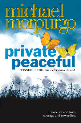 Private Peaceful by Michael Morpurgo (Paperback)