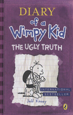 Diary of a wimpy kid: The ugly truth by Jeff Kinney (Hardback) Amazing Value