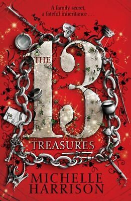The 13 treasures by Michelle Harrison (Paperback)