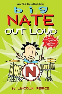 Big Nate out loud by Lincoln Peirce (Paperback)