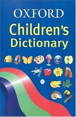 Oxford children's dictionary by R. E Allen (Hardback)