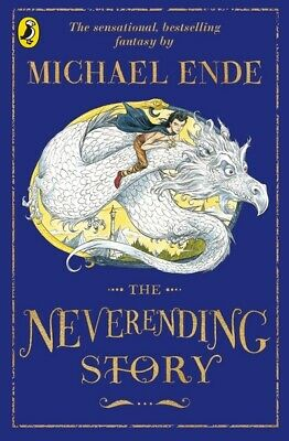 The neverending story by Michael Ende (Paperback)