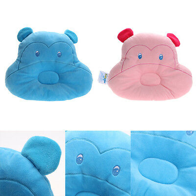 Baby Infant Pillow Head Rest Support Prevent Flat Anti Roll  Sleeping Positioner