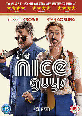 The Nice Guys DVD (2016) Ryan Gosling