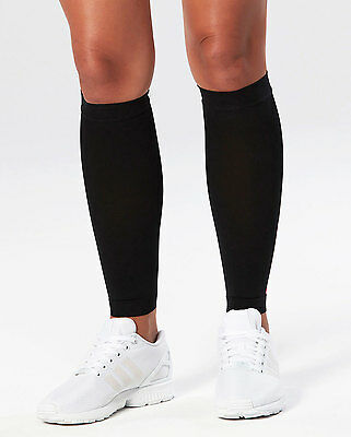 NEW 2XU Compression Calf Sleeves Unisex Support & Protective Gear