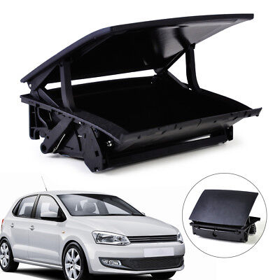 Black Dashboard Box Storage Holder Organizer fit for VW Polo 9N 2002-2007 2008