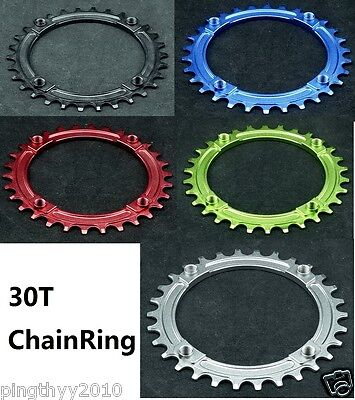 J/&L Narrow Wide Road//CX 1x ChainRing-130MM BCD-for Sram,Shimano,FSA,RACEFACE