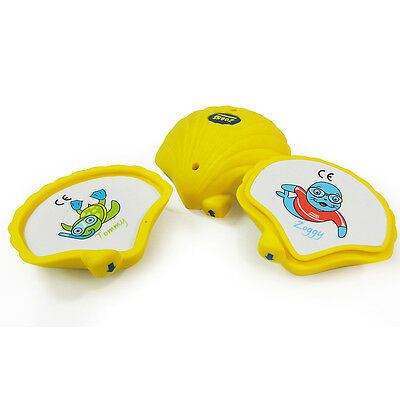 Zoggs Aqua Water Diving Pool Play Toy Clam Hunt Water Confidence Games Set Of 3