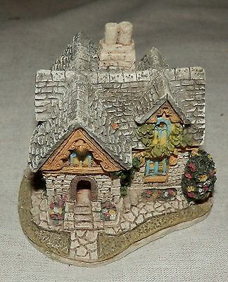 Lovely ornamental church in Lilliput Lane style