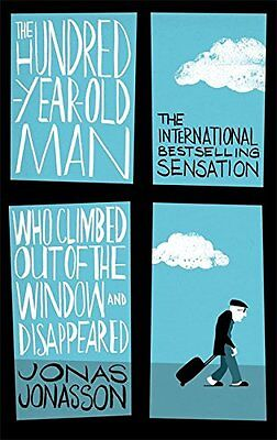 The Hundred-Year-Old Man Who Climbed Out of the Window and Disappeared,New Condi