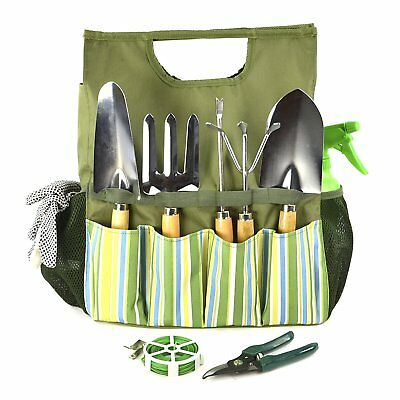 7 PIECE Garden Tools BEST SELLER Gardening Tools with Free bag Christmas Gift