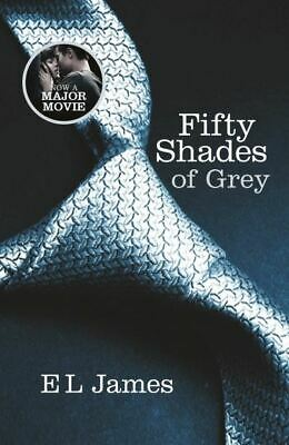 The fifty shades triology: Fifty shades of grey by E L James (Paperback)