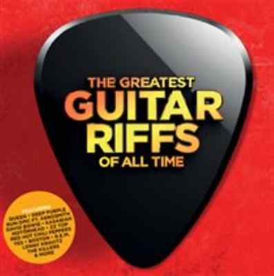 Various Artists-The Greatest Guitar Riffs of All Time  CD NEW