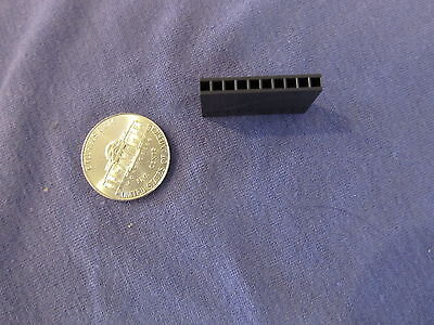 Connector,Keypad,10 Pin, 1-87499-7, Amp - QTY. 73