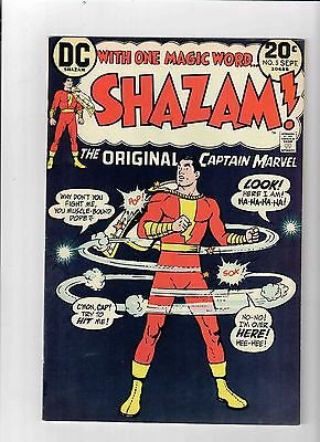 SHAZAM! #5 Grade 9.4 Bronze Age (1973) find presented by DC Comics!