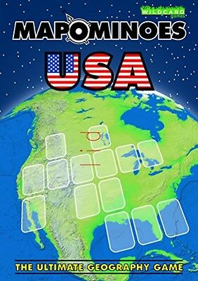 Mapominoes - United States Of America (USA)