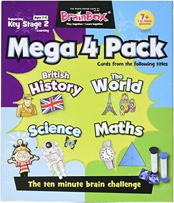 Brain Box Mega4pack KS2 Puzzle