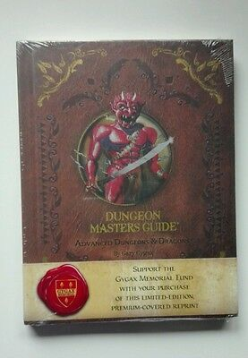 D&D Premium Dungeon Master's Guide Dungeons & Dragons Guide Gygax 1979
