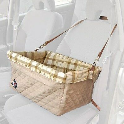 Solvit Tagalong Pet Booster Seat, Deluxe by Solvit (62346) Size: Large NEW