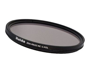 Haida Pro II Digital Slim polarizzatore circolare MC (multi-coating) - 62 mm - i