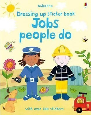 Jobs People Do by Felicity Brooks 9781409551409 (Paperback, 2012)