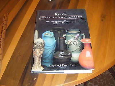 """Kovels   American Art Pottery   Collector""""s  Guide   to Makers Marks and History"""