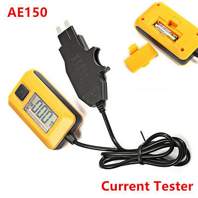 12V 23A Vehicle Auto Car Current Tester by Fuse Galvanometer Diagnostic Tool New