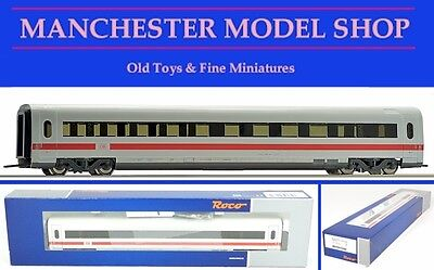 Roco 54271 HO 2nd class ICE intermediate coach DB AG NEW BOXED - For ICE 2 train
