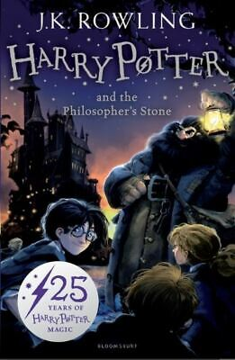 The Harry Potter series: Harry Potter and the philosopher's stone by J.K.