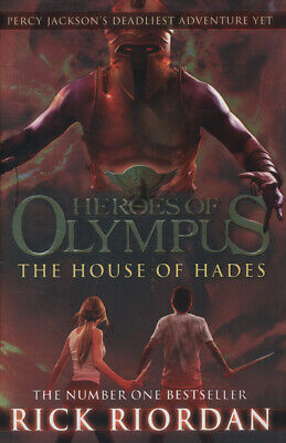 Heroes of Olympus: The House of Hades by Rick Riordan (Hardback) Amazing Value