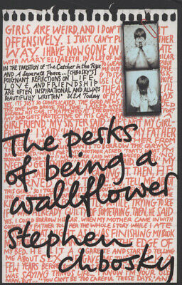 The perks of being a wallflower by Stephen Chbosky (Paperback)