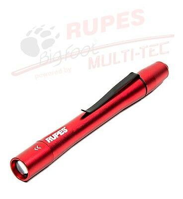 RUPES LL150 Anti Hologramm LED Leuchte Lampe Pen Light Profi Swirl Finder