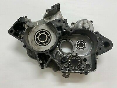 Carter Centrale Destro Honda Cr Cre 125 Right Crankcase Crank Case 1989 1997